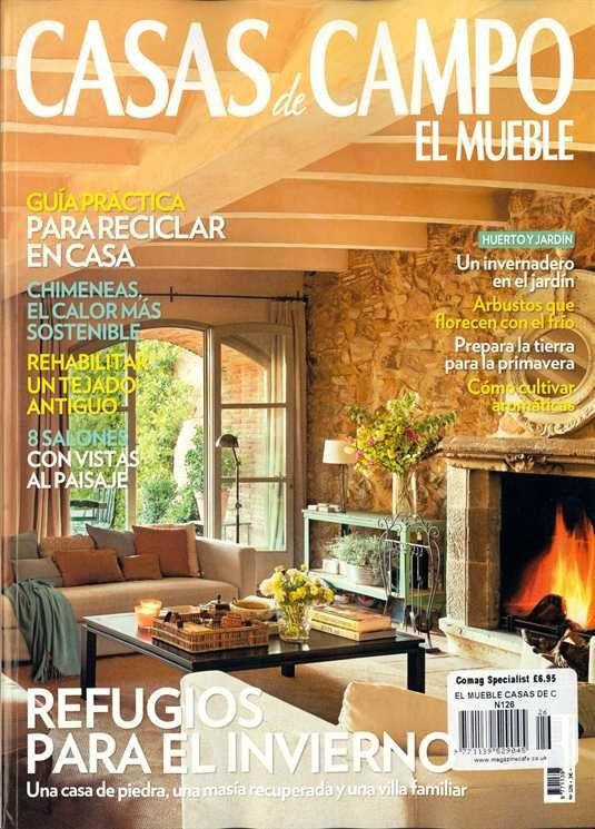 12 Ideal Casas De Campo El Mueble Collection