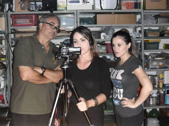 Zé Fernando Rebelo (  Fotografo, arquiteto ), Cristiane e Raquel