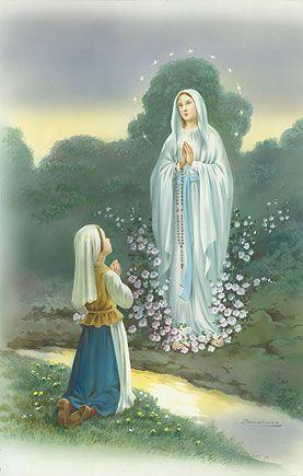 Patron saint of healing