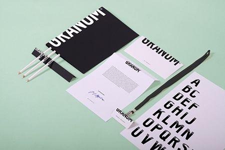 Área Visual - Blog de Arte y Diseño: Maksim Arbuzov. Diseñando identidades corporativas