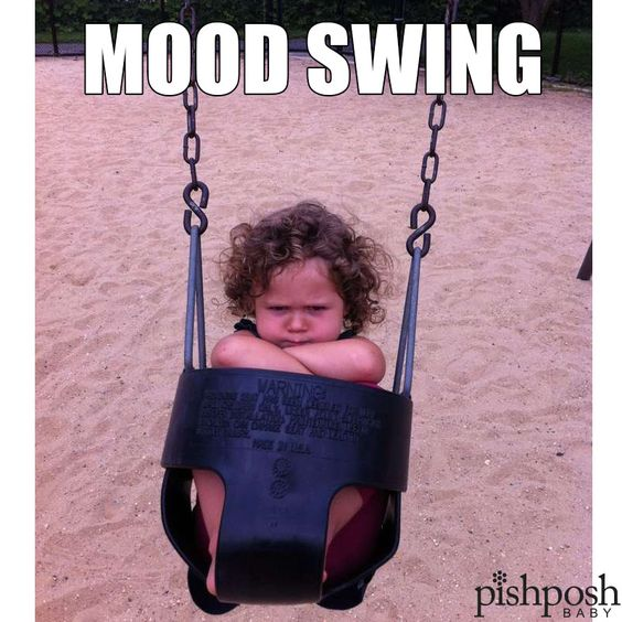 Mood Swings Quotes: Mood Swings, Swings And Life On Pinterest