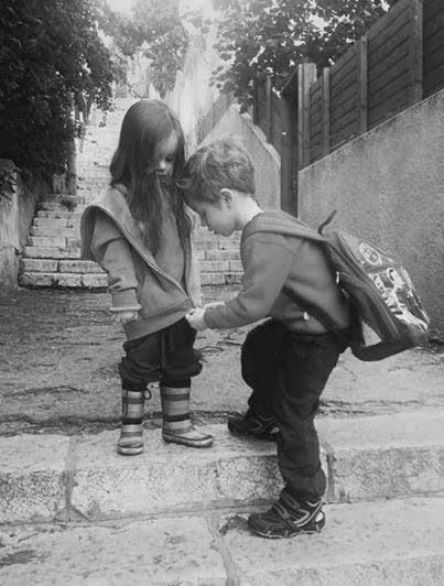 L'amour c'est prendre soin de l'autre..