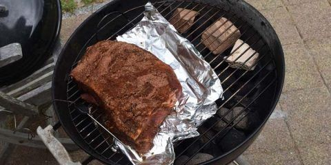 Texas Style Smoked Beef Short Ribs Recipe Smoked Bbq Source Charcoal Grill Best Charcoal Grill Smoked Beef Short Ribs