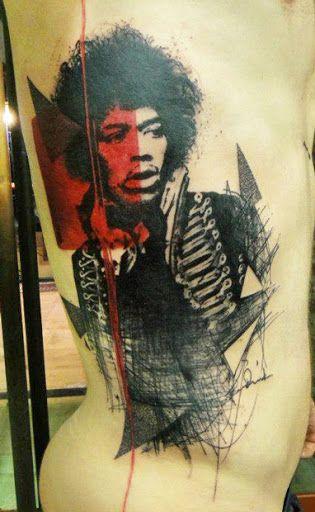 Celebrites Tattoo by Xoil Tattoo