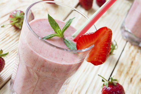 Verão chegando - milk-shake e outras bebidas geladas - Receitas sem Fronteiras