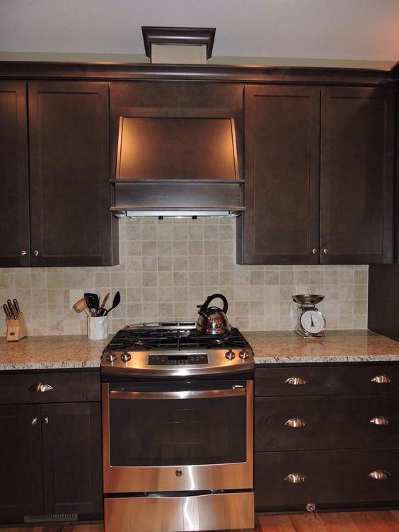 Kitchen cabinet homecrest cabinets maple buckboard for Maple kitchen cabinets for sale