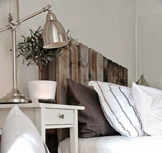Cabeceros de cama con muchas posibilidades