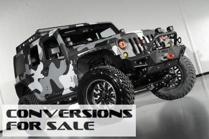 2014 Lifted Jeep Wrangler Unlimited Camo Kevlar Custom