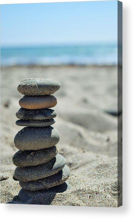 Relaxation at Ventura Beach, California
