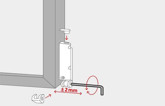 Fenster Einstellen Anleitung Fenster Richtig Justieren Fenster Einstellen Fenster Fenster Und Turen