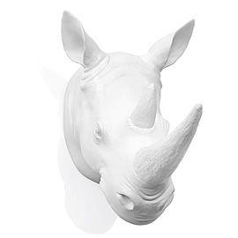 rhinocerous head $50