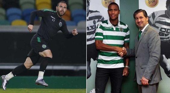 Sporting: JJ chama Bruno César e Marvin Zeegelaar para o confronto com o V. Setúbal