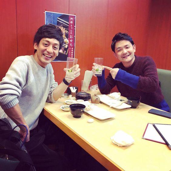 ノブさんと村田さん