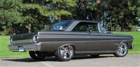 I want this color for on my 64 falcon