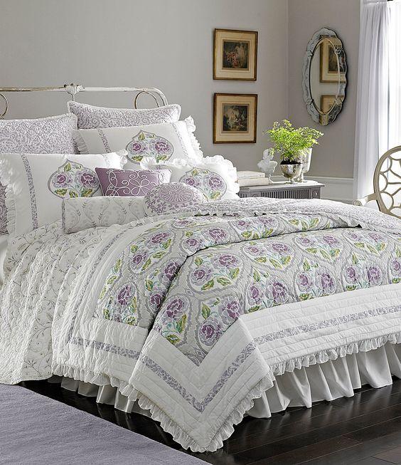 Dena Home French Lavender Bedding Collection Bedding Pinterest Home