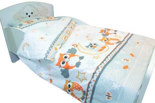 Kolorowa Posciel Dla Dzieci Z Bawelny 100x135 20wz 6956479105 Oficjalne Archiwum Allegro