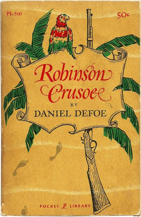 a review of the novel robinson crusoe by daniel defoe Who has not dreamed of life on an exotic isle, far away from civilization here is the novel which has inspired countless imitations by lesser writers, none of which equal the power and originality of defoe's famous book robinson crusoe, set ashore on an island after a terrible storm at sea, is.