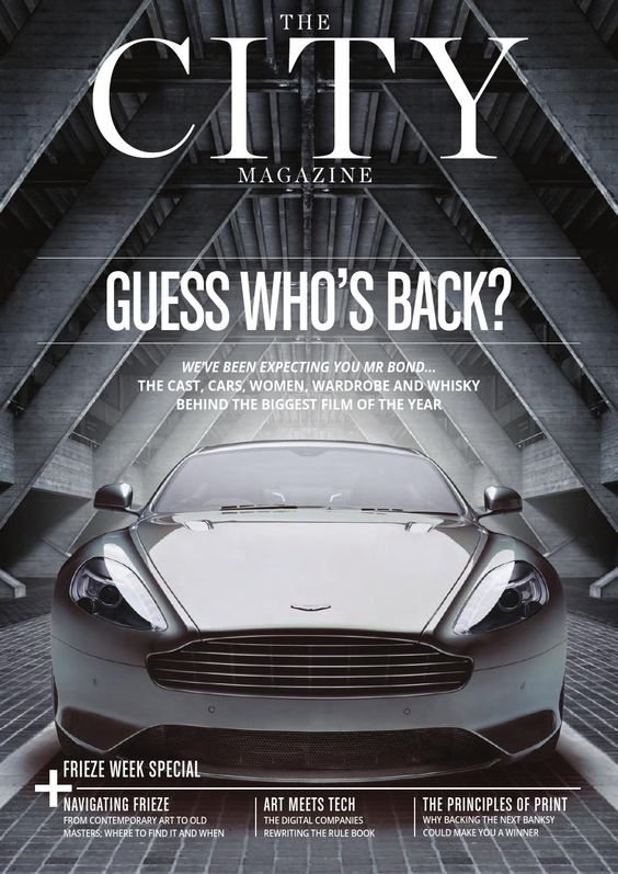 Welcome to the latest edition of The City Magazine, celebrating the dynamism of the area and bringing you the latest features, articles and reviews in the definitive guide for luxury modern living.