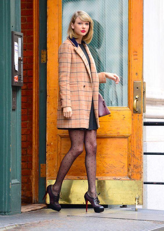 Taylor Swift dans les rues de New York