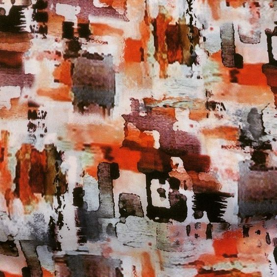 """#printed #silk #crepedechine by #emanuelungaro"""