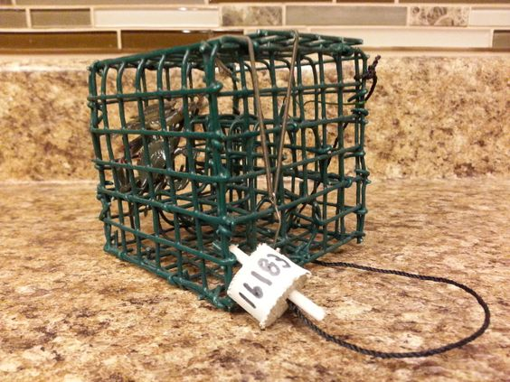 how to build a wooden crab trap