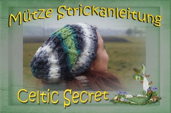 Anleitung zum Stricken Mütze *Celtic Secret*