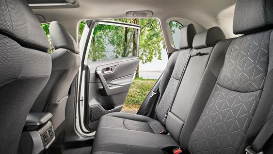 2019 Toyota Rav4 Interior Exterior Photos Toyota Rav4 Interior Rav4 Interior Rav4