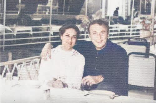 Balqis Al Rawi Nizar Qabbani S Wife