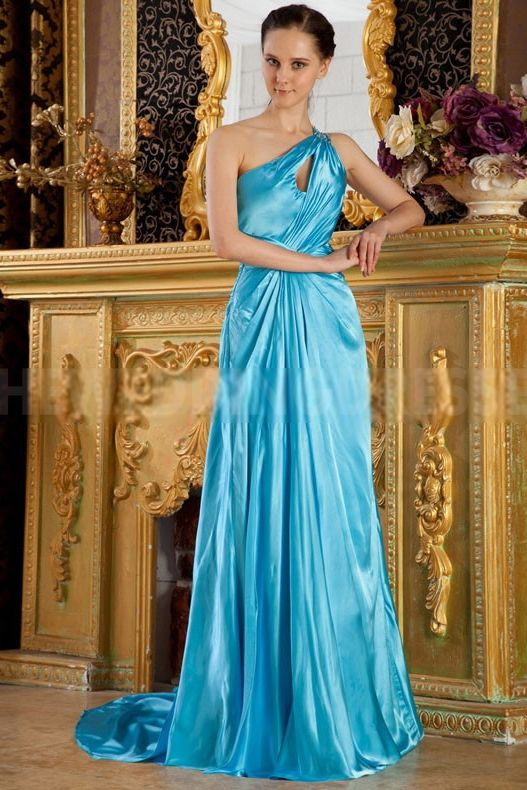 Satin Strapless Luxury Prom Dresses - Order Link: http://www.theweddingdresses.com/satin-strapless-luxury-prom-dresses-twdn4920.html - Embellishments: Beading; Length: Floor Length; Fabric: Satin; Waist: Natural - Price: 162.9854USD