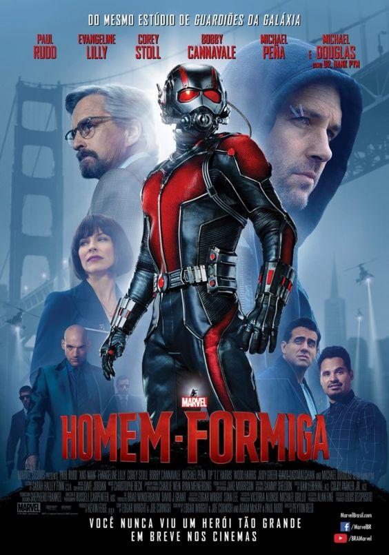 Confira o novo pôster de Homem-Formiga, da Marvel