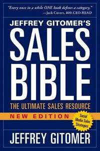 The Sales Bible New Edition with Social Media Sales Strategies
