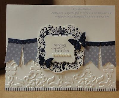 Stampin' Up! Card  by Stasia Sloma at Stampin' & Scrappin' with Stasia