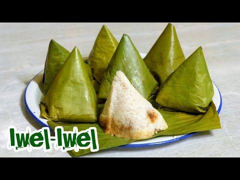 Cara Membuat Kue Glung Teleng Iwel Iwel Khas Kota Bondowoso Youtube Kue