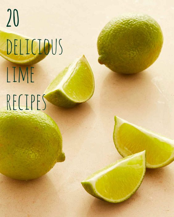 A squeeze of lime or sprinkling of lime zest can make all the difference in a recipe, whether it's a rich meat dish or decadent dessert.