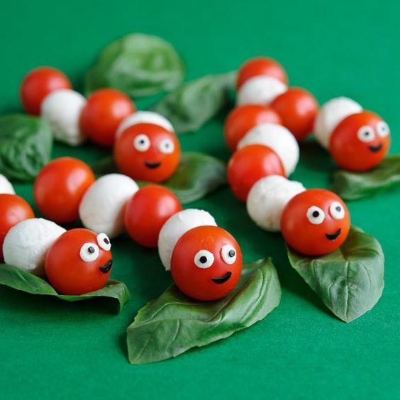 Caterpillars: