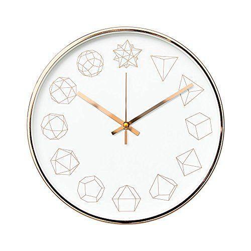 42 Modern Wall Clock Design Https Silahsilah Com Design 42 Modern Wall Clock Design Modern Wall Clock Design Wall Clock Rose Gold Wall Clock Design