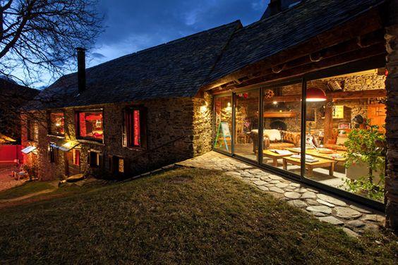 Spanish Pyrenees House-11-1 Kindesign