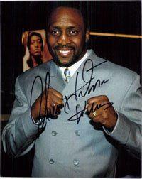 "Hearns, Thomas ""Hitman"" Autographed/Hand Signed 8×10 Photo"