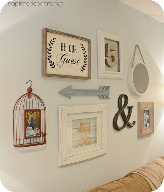 Kitchen Signs Hobby Lobby: Different Shapes, Guest Rooms And Galleries On Pinterest