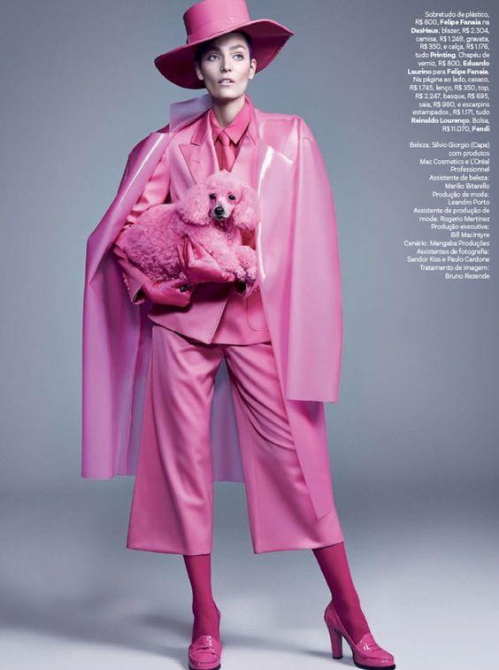 Zuzanna Bijoch by Zee Nunes for Vogue Brazil February 2014 9