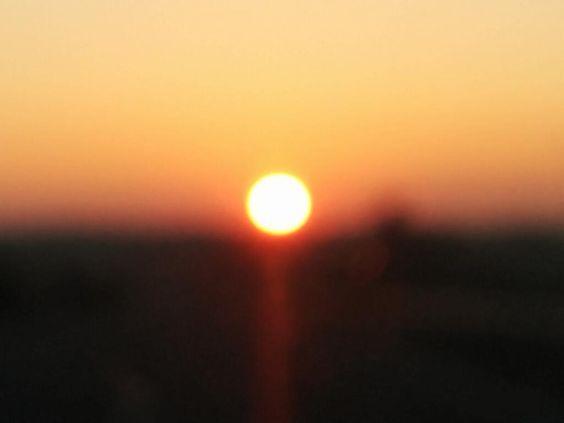 Amanece la #primavera #sunrise @tiempobrasero #leonesp