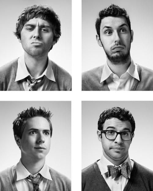 The Inbetweeners - I love this show!