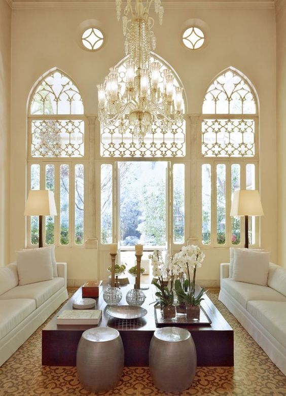 Elie saab architects and arches on pinterest for Lebanese home designs
