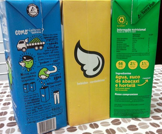 suco do bem embalagem coco - Pesquisa Google