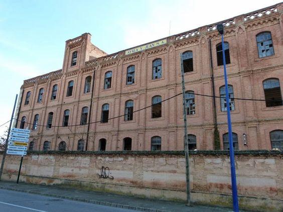 Patrimonio Industrial Arquitectónico: El Ayuntamiento de Manzanares (Ciudad Real) plantea la compra y rehabilitación de la Fábrica de Harinas. Polémica ante esta posibilidad.