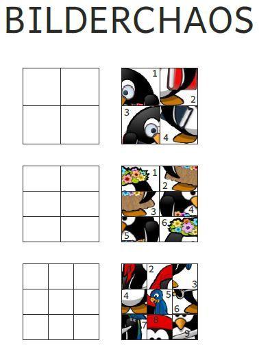 bilderchaos - | puzzles