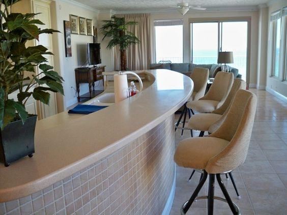 Gulf Crest Vacation Rental - VRBO 336335 - 3 BR Gulf Lagoon Beach Condo in FL, Three Bdrm - All King Beds - Flat Screen Tvs, Beach Service, Super Clean