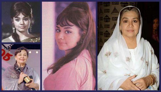 Today its Farida Jalal's Bday  Wishing you a Very Happy Birthday