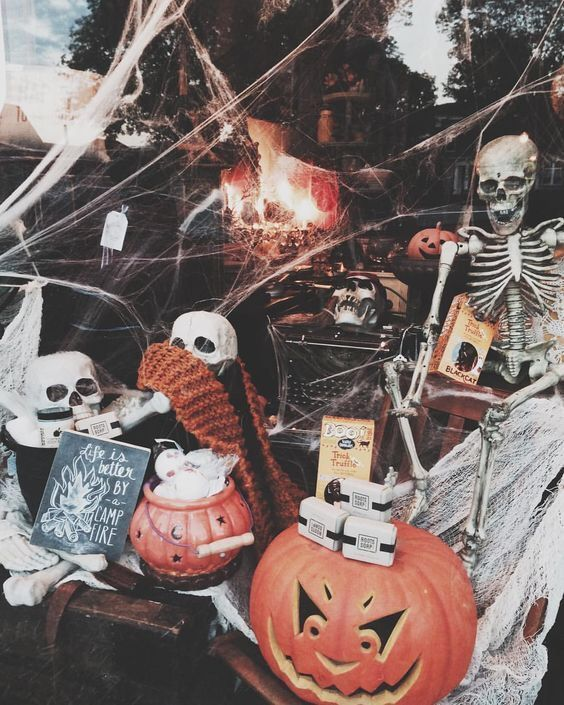 Fall Aesthetics Halloween Tumblr Halloween Wallpaper Fall Halloween