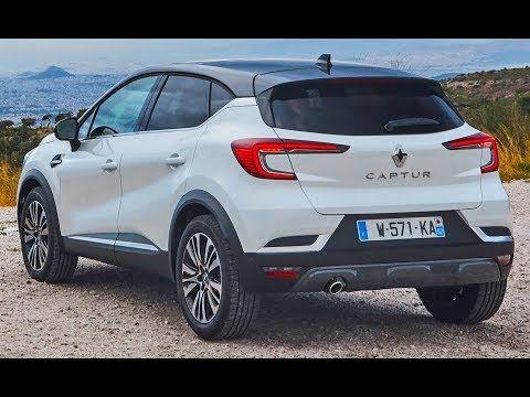 2020 Renault Captur Initiale Paris Stylish Small Suv Youtube